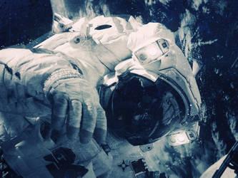 Astronaut by MihaiCosmin