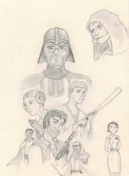 TF2 Star Wars by LaDeary