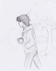 Percy Jackson-- Nico the Thief by Golden-Flute