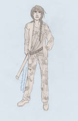 Percy Jackson-- Reyna by Golden-Flute
