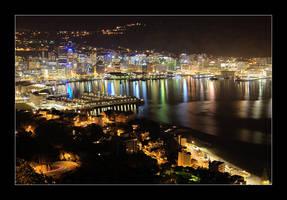 Wellington Nights by whhoah