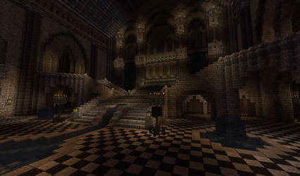 Tainted Halls - Main Chamber Reworked by MythrilAngel