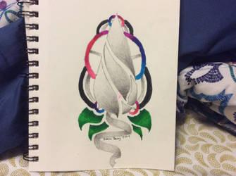 Random Drawing by SilverstarTM