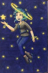 Star Girl by SilverstarTM