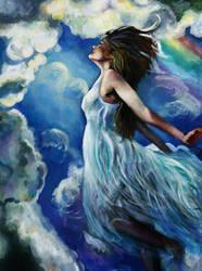 Flying by Mandi Cai by samxinzhang