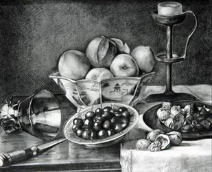 Harvest by Mandi Cai by samxinzhang