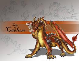 Dragon Wallpaper by motterhorn