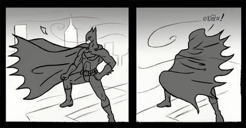 bat cape by motterhorn