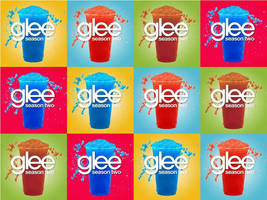 Glee Music Wallpaper by SketchieCookie