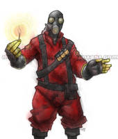 Pyro by MechanicalLion