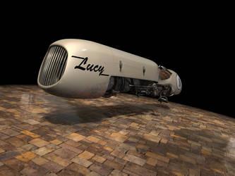 Lucy by grafik1991