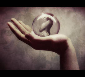 Stuck In A Bubble... by Kalven