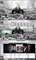 Monkey Army by JLOW00