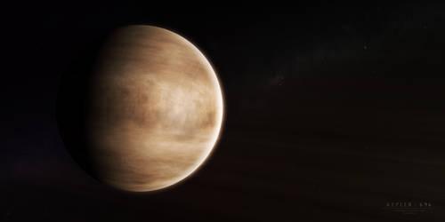 Kepler - 69b by Alpha-Element