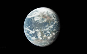 Earth-like Planet Test 2 by Alpha-Element