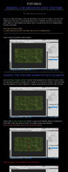 Tutorial - Making a Seamless Planet Texture by Alpha-Element