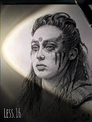 Lexa by Less-L