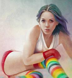 Color by Forcetan