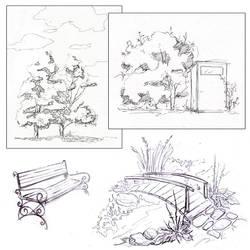 sketch 2 by Forcetan