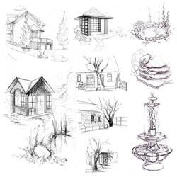 sketch 3 by Forcetan