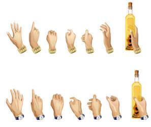 Hands by Forcetan