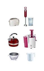 Icons some kitchen appliances by Forcetan