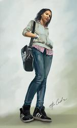 Silvia by Forcetan