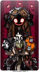 Hugging My Chicks - ID by bezzalair