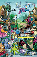MLP:FIM Page 3 issue 1 by andypriceart