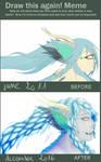 [Draw this again] Mint by lohunaa