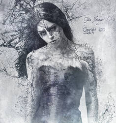 The Despair Embodied by JulieKrizan