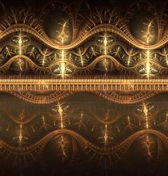 Gilded Details by JulieKrizan