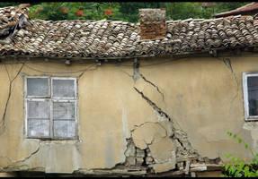 Broken house by Jack070