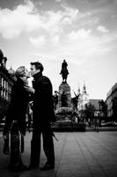 The kiss. by Jack070