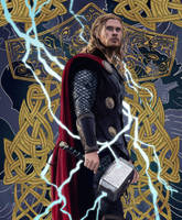 God of Thunder by PatheticMortal