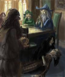Hagrid by Alooockhard
