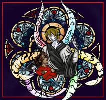 Guardian Angel by MossLilys