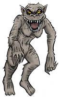 Ghoul? by MossLilys
