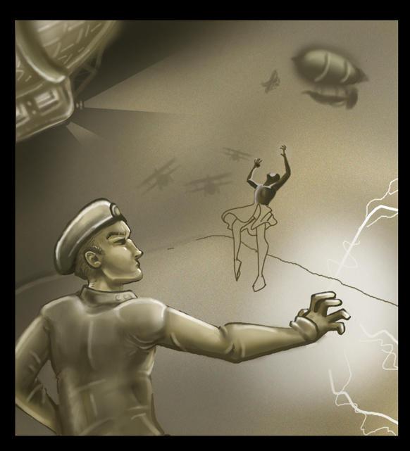 Storm Wardens:Work in Progress by MossLilys
