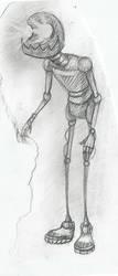 Robot by MossLilys