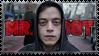 Mr. Robot stamp by Szeitan