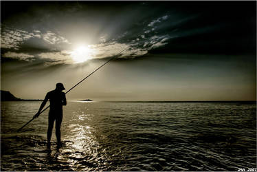 The Fisherman by Zan61