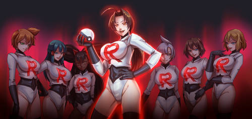 Rocket Ladies pt4: Revelation Reloaded by LeeBigTree