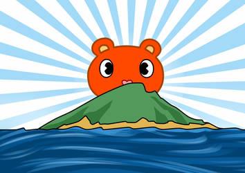 .:+HTF - Senkaku Islands:-:Gifts to LIQS+:. by zhangxin1024