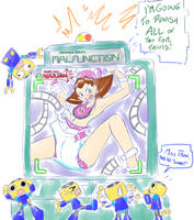 With Servbots like these....-ABDL by RFSwitched