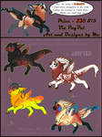 Dutch Angel Dragon Adopts 1 by DarastrrixPearl