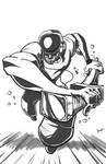 Reddo issue 2 by StevenCrowe