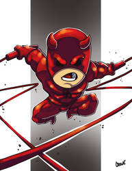 Lil Daredevil by StevenCrowe