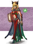 Vritra by StevenCrowe