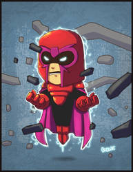 Lil Magneto by StevenCrowe